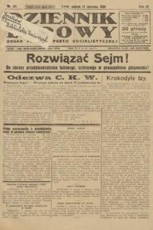 Dziennik Ludowy : organ Polskiej Partji Socjalistycznej. 1926, nr141