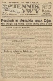 Dziennik Ludowy : organ Polskiej Partji Socjalistycznej. 1926, nr145