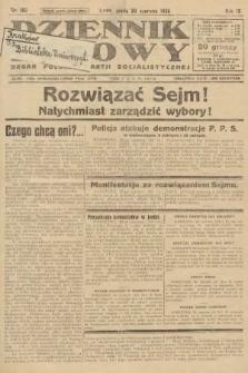 Dziennik Ludowy : organ Polskiej Partji Socjalistycznej. 1926, nr150