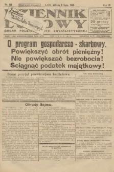 Dziennik Ludowy : organ Polskiej Partji Socjalistycznej. 1926, nr152