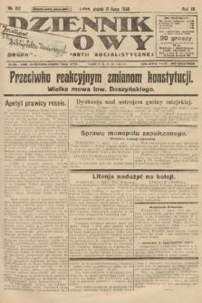 Dziennik Ludowy : organ Polskiej Partji Socjalistycznej. 1926, nr157