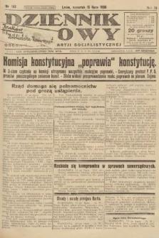 Dziennik Ludowy : organ Polskiej Partji Socjalistycznej. 1926, nr162
