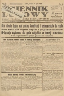 Dziennik Ludowy : organ Polskiej Partji Socjalistycznej. 1926, nr164