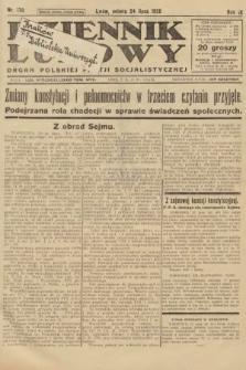 Dziennik Ludowy : organ Polskiej Partji Socjalistycznej. 1926, nr170