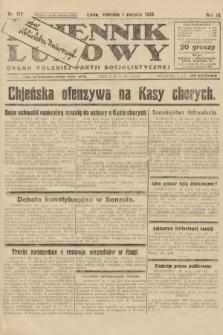Dziennik Ludowy : organ Polskiej Partji Socjalistycznej. 1926, nr177