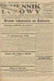Dziennik Ludowy : organ Polskiej Partji Socjalistycznej. 1926, nr188