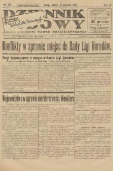 Dziennik Ludowy : organ Polskiej Partji Socjalistycznej. 1926, nr194
