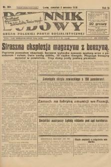 Dziennik Ludowy : organ Polskiej Partji Socjalistycznej. 1926, nr204