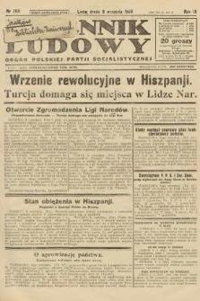 Dziennik Ludowy : organ Polskiej Partji Socjalistycznej. 1926, nr209