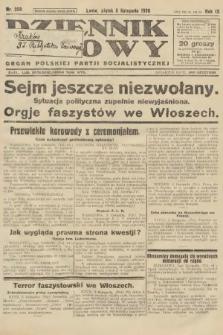 Dziennik Ludowy : organ Polskiej Partji Socjalistycznej. 1926, nr258