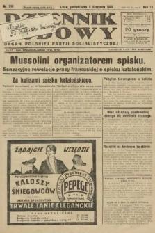 Dziennik Ludowy : organ Polskiej Partji Socjalistycznej. 1926, nr261