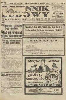 Dziennik Ludowy : organ Polskiej Partji Socjalistycznej. 1926, nr279