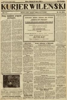 Kurjer Wileński : niezależny organ demokratyczny. 1930, nr164