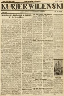 Kurjer Wileński : niezależny organ demokratyczny. 1930, nr173