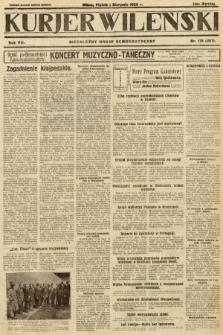 Kurjer Wileński : niezależny organ demokratyczny. 1930, nr175