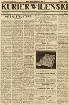 Kurjer Wileński : niezależny organ demokratyczny. 1930, nr179