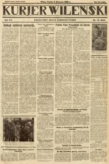 Kurjer Wileński : niezależny organ demokratyczny. 1930, nr181