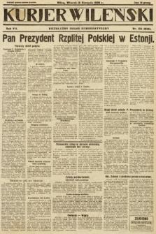 Kurjer Wileński : niezależny organ demokratyczny. 1930, nr184