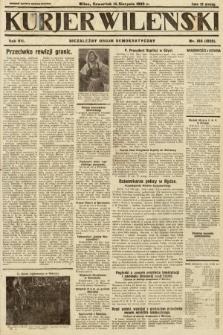 Kurjer Wileński : niezależny organ demokratyczny. 1930, nr186