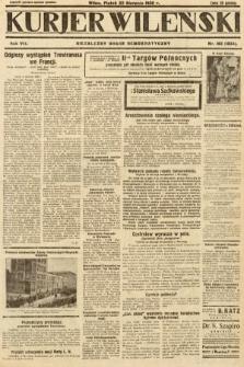 Kurjer Wileński : niezależny organ demokratyczny. 1930, nr192