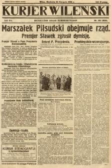 Kurjer Wileński : niezależny organ demokratyczny. 1930, nr194