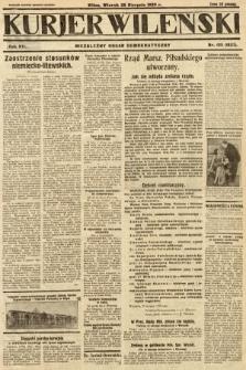 Kurjer Wileński : niezależny organ demokratyczny. 1930, nr195