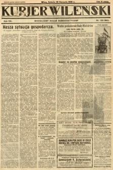 Kurjer Wileński : niezależny organ demokratyczny. 1930, nr199