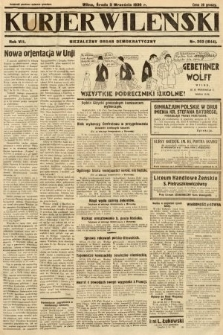 Kurjer Wileński : niezależny organ demokratyczny. 1930, nr202