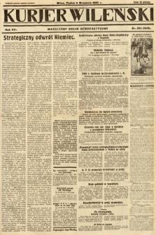 Kurjer Wileński : niezależny organ demokratyczny. 1930, nr204