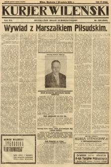 Kurjer Wileński : niezależny organ demokratyczny. 1930, nr206
