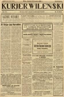 Kurjer Wileński : niezależny organ demokratyczny. 1930, nr211