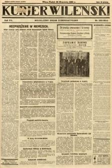 Kurjer Wileński : niezależny organ demokratyczny. 1930, nr222