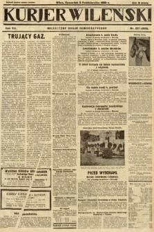 Kurjer Wileński : niezależny organ demokratyczny. 1930, nr227