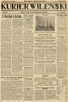 Kurjer Wileński : niezależny organ demokratyczny. 1930, nr229