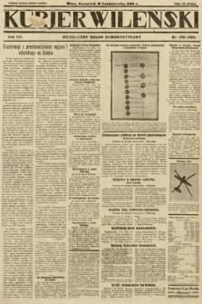 Kurjer Wileński : niezależny organ demokratyczny. 1930, nr239
