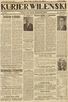 Kurjer Wileński : niezależny organ demokratyczny. 1930, nr240