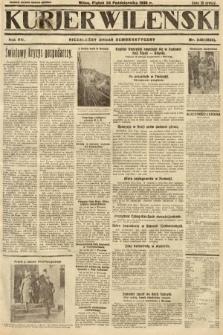 Kurjer Wileński : niezależny organ demokratyczny. 1930, nr246