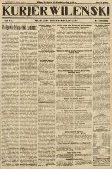 Kurjer Wileński : niezależny organ demokratyczny. 1930, nr248