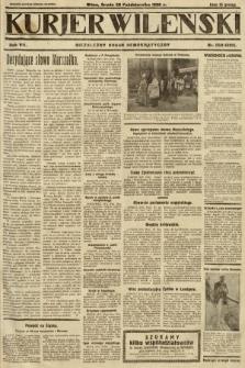 Kurjer Wileński : niezależny organ demokratyczny. 1930, nr250