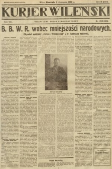 Kurjer Wileński : niezależny organ demokratyczny. 1930, nr259