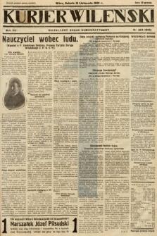 Kurjer Wileński : niezależny organ demokratyczny. 1930, nr264