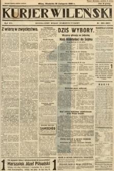 Kurjer Wileński : niezależny organ demokratyczny. 1930, nr265