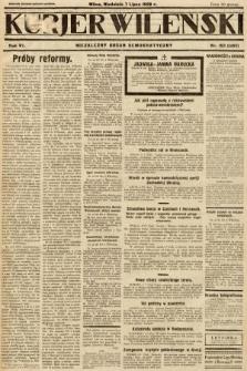 Kurjer Wileński : niezależny organ demokratyczny. 1929, nr152