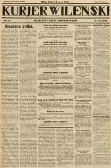 Kurjer Wileński : niezależny organ demokratyczny. 1929, nr153