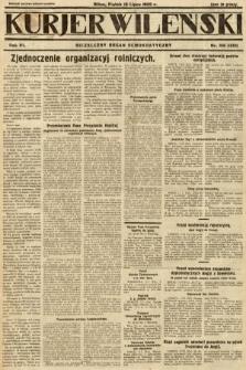 Kurjer Wileński : niezależny organ demokratyczny. 1929, nr156