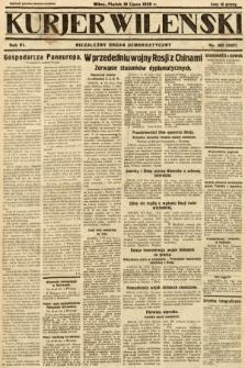 Kurjer Wileński : niezależny organ demokratyczny. 1929, nr162