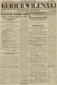 Kurjer Wileński : niezależny organ demokratyczny. 1930, nr282