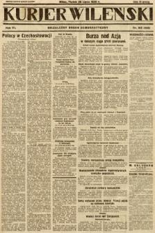 Kurjer Wileński : niezależny organ demokratyczny. 1929, nr168