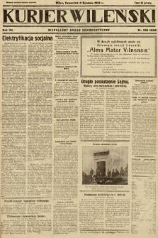 Kurjer Wileński : niezależny organ demokratyczny. 1930, nr286