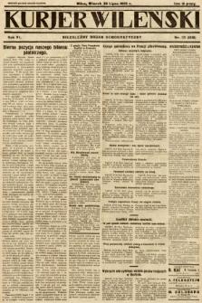Kurjer Wileński : niezależny organ demokratyczny. 1929, nr171